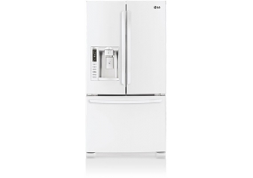 LG - LFX25976SW - Bottom Freezer Refrigerators