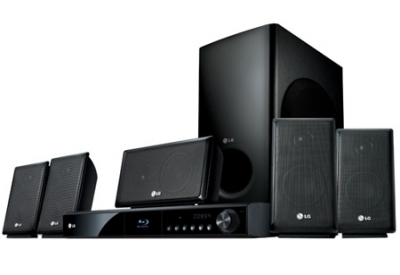 LG - LHB335 - Home Theater Systems