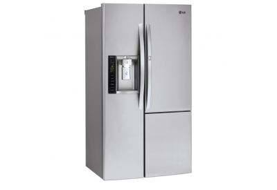 LG - LSXS26366S - Side-by-Side Refrigerators