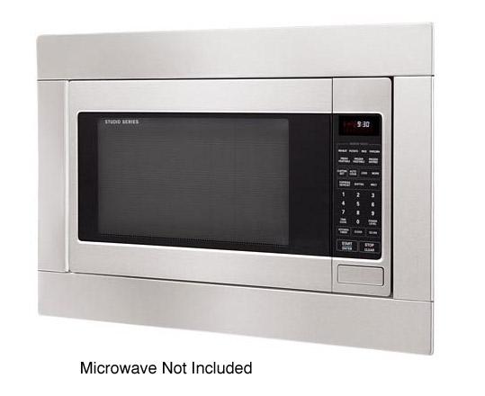 universal over the range microwave bracket