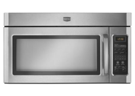 Maytag - MMV1164WS - Microwaves