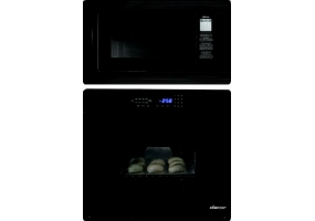 Dacor - MORD230 BLACK - Built-In Double Electric Ovens