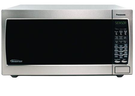 Panasonic - NN-SN778S - Microwaves