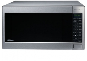 Panasonic - NN-T945SF - Microwave Ovens & Over the Range Microwave Hoods