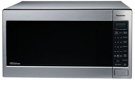 Panasonic - NN-T945SF - Countertop Microwaves