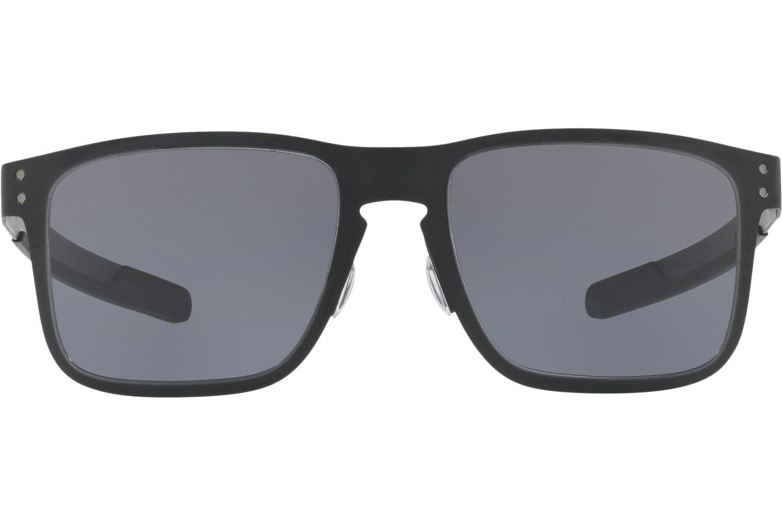 eb9ccb541f Oakley Holbrook Metal Matte Black Mens Sunglasses - OO4123-0155 · Oakley  OO4123-0155 - 1