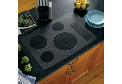 GE - PP945WMWW - Electric Cooktops