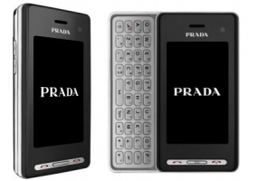 AT&T - PRADA KF900 - Cellular Phones