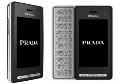 AT&T-DONT-USE - PRADA KF900 - Cell Phones & Accessories