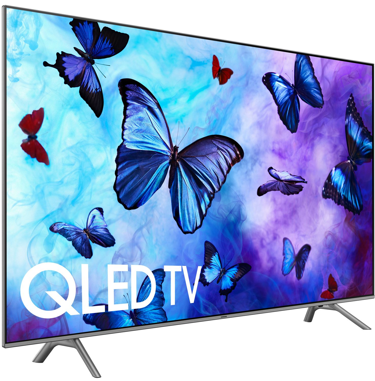 Samsung 49 Q6FN Eclipse Silver QLED 4K UHD Smart HDTV