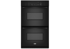 Whirlpool - RBD275PVB - Built-In Double Electric Ovens