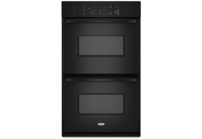 Whirlpool - RBD275PVB - Double Wall Ovens