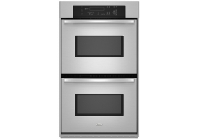 Whirlpool - RBD275PVS - Built-In Double Electric Ovens