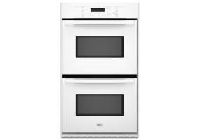 Whirlpool - RBD275PVQ - Built-In Double Electric Ovens