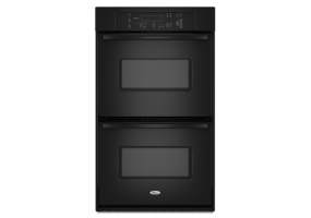 Whirlpool - RBD305PVB - Built-In Double Electric Ovens