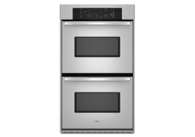Whirlpool - RBD305PVS - Built-In Double Electric Ovens