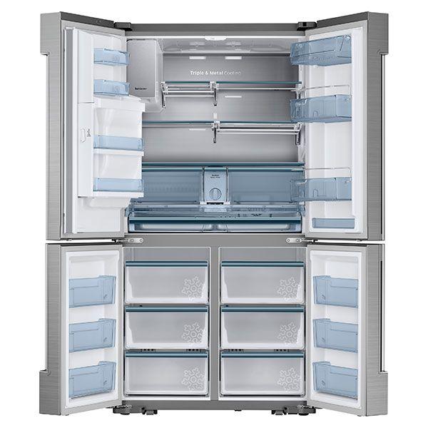 Samsung Stainless Counter Bottom Refrigerator Rf24j9960s4