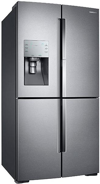 Samsung Stainless Steel Flex Refrigerator Rf28k9380sr