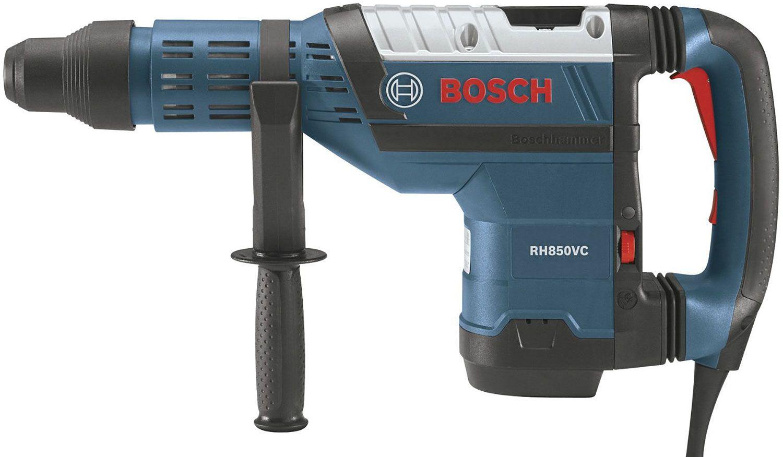 bosch tools 1 7 8 sds max rotary hammer rh850vc abt. Black Bedroom Furniture Sets. Home Design Ideas