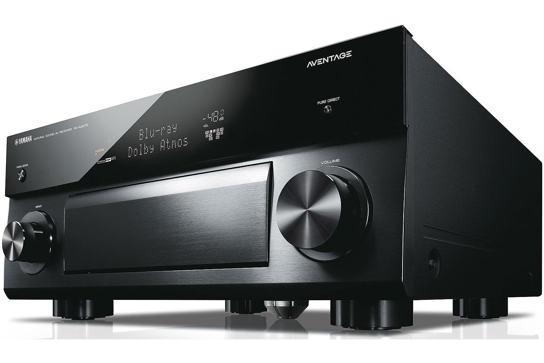 yamaha aventage 9 2 channel 4k av receiver rx a3070. Black Bedroom Furniture Sets. Home Design Ideas