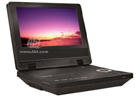 Toshiba - SDP72S - Portable DVD Players