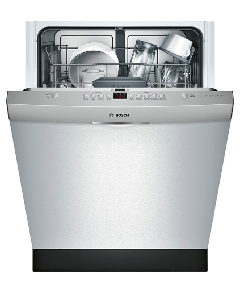 Bosch 24 Quot 300 Series Built In Dishwasher Shs63vl5uc