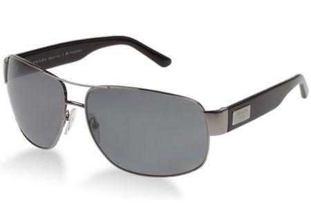 Prada - PR 61LS GUN METAL - Sunglasses