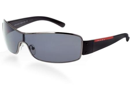 Prada - PS 52ES GUN METAL - Sunglasses