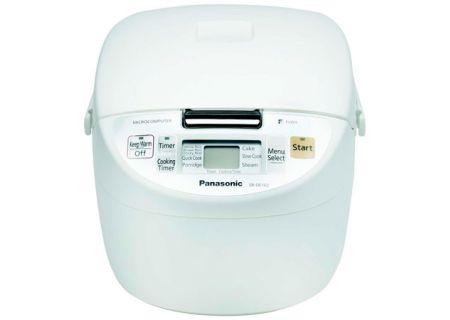 Panasonic - SR-DE102 - Rice Cookers/Steamers