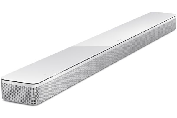 Large image of Bose Arctic White Soundbar 700 With Amazon Alexa and Google Assistant - 795347-1200