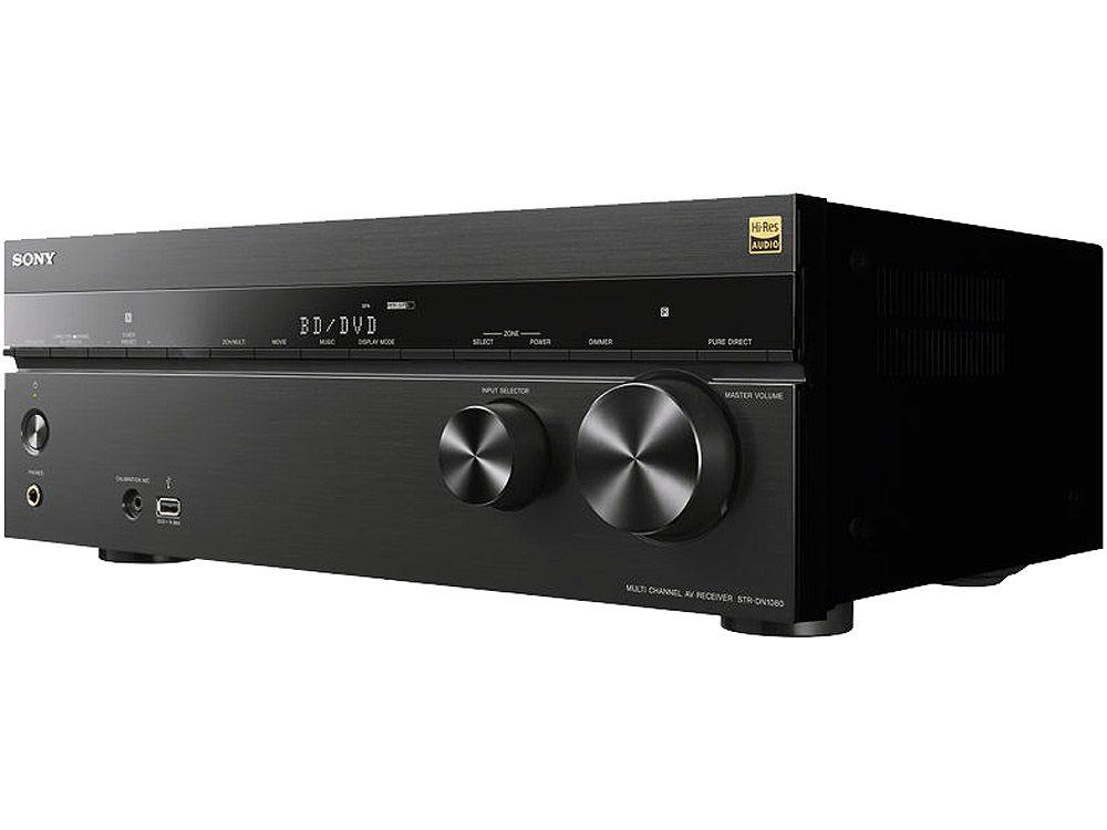 Sony Black 7 2 Channel 4K Home Theater AV Receiver