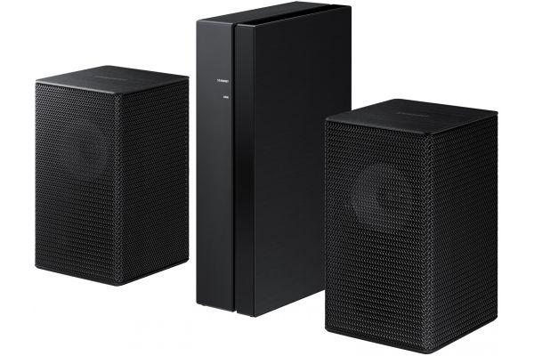 Large image of Samsung Black Rear Wireless Speaker Kit - SWA-9000S/ZA