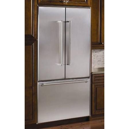 Thermador 36 Freedom 3 Door Bottom Freezer Refrigerator