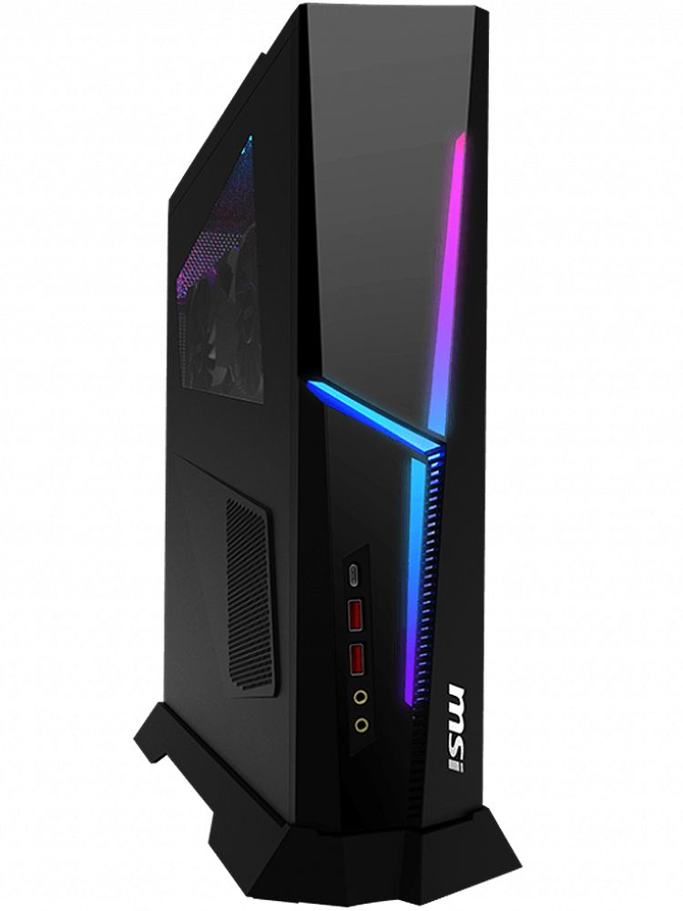 MSI Trident X Plus Black Gaming Desktop i7-9700K 16GB RAM 512GB SSD, NVIDIA  GeForce RTX 2070 ARMOR OC