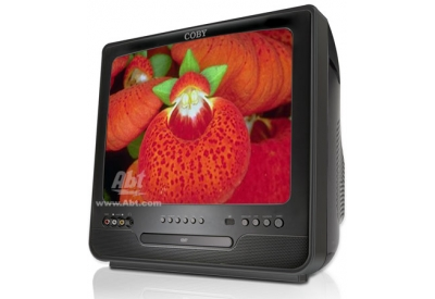 Coby - TVDVD1390 - Tube TVs