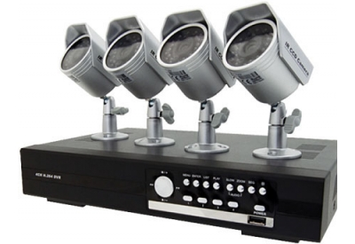AGI Security - VC-SYS-4K4IR500 - Web & Surveillance Cameras