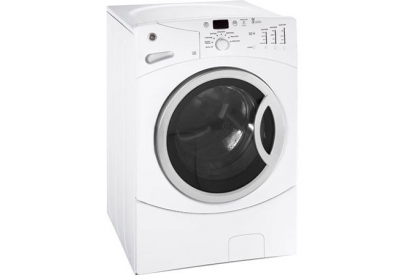 GE - WBVH5300KWW - Front Load Washing Machines