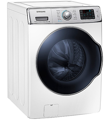 Samsung Front Load Steam Washer Wf56h9100aw A2 Abt