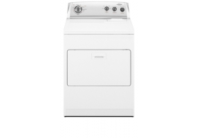 Whirlpool - WGD5300VWH - Gas Dryers
