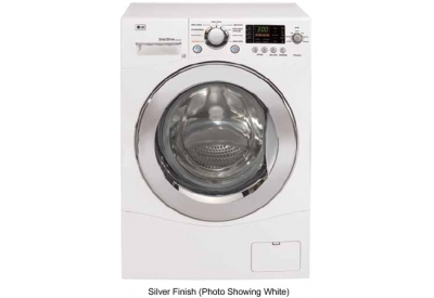 LG - WM3455HS - Front Load Washing Machines