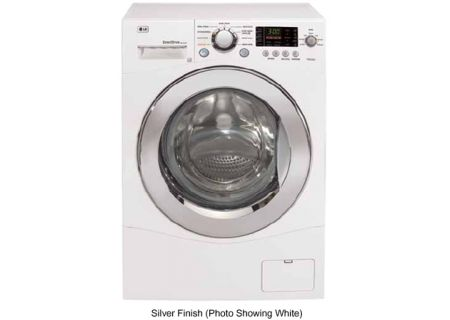 LG - WM3455HS - Front Load Washing Machines