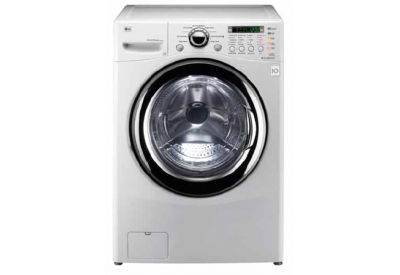 LG - WM3987HW - Front Load Washers