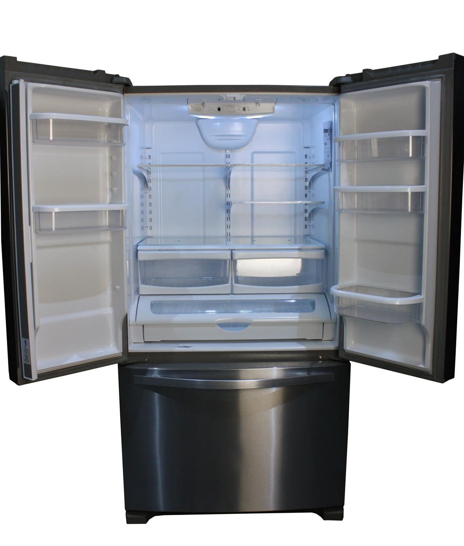 Whirlpool French Door Counter Refrigerator Wrf540cwbm