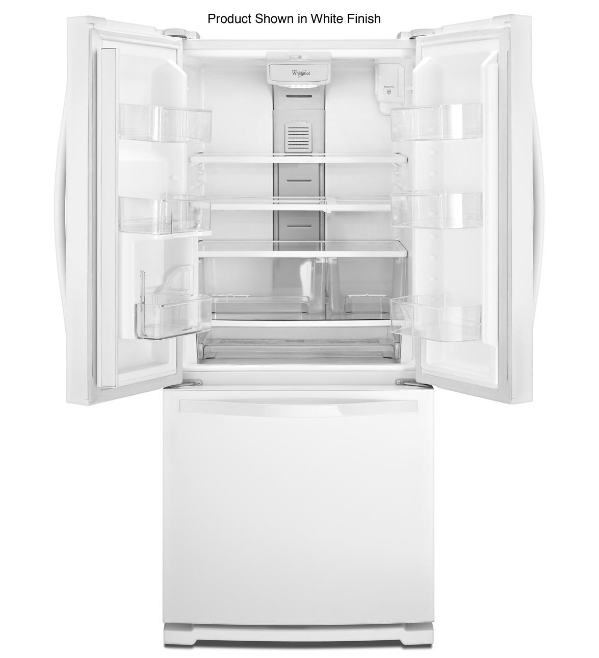 Whirlpool French Door Refrigerator - WRF560SEYM - Abt