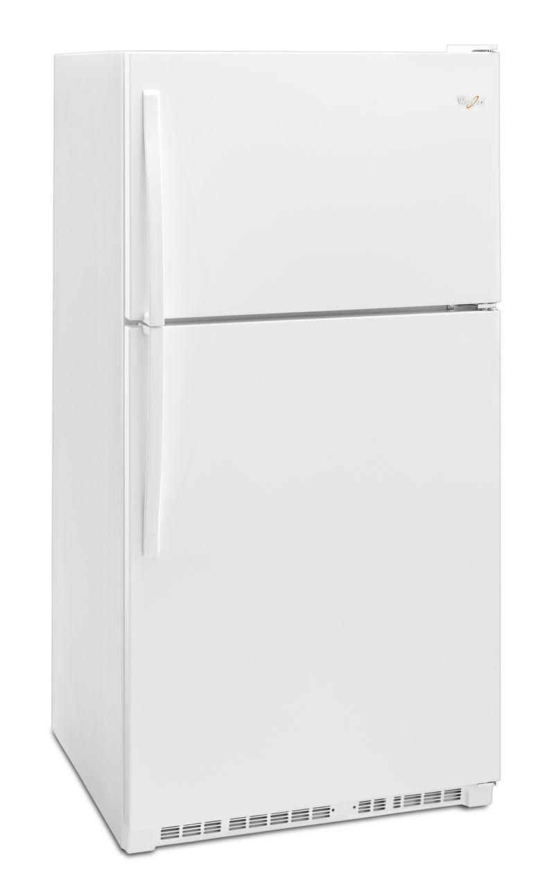 Whirlpool Top Freezer Refrigerator Wrt311fzdw Abt