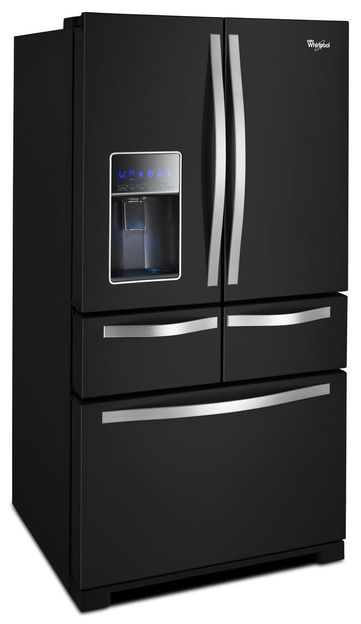 Whirlpool Black French Door Refrigerator 23987252