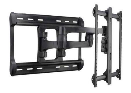 """Sanus 42""""- 90"""" Black Full-Motion Wall Mount - XF228"""