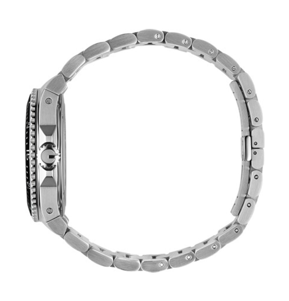 d8e23ff0de8 Gucci Dive Stainless Steel Quartz Mens Watch - YA136301 · Gucci YA136301 - 1