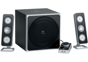 Logitech - Z-4 - Portable & Bluetooth Speakers