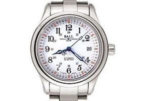 Ball - NM1038D-S1-WH - Womens Watches